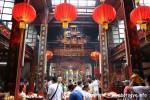 Si Ya temple interior