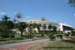 Stadium Merdeka Side View