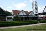 Royal Selangor Club Back View