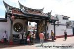 Cheng Hoon Teng Temple Front Door